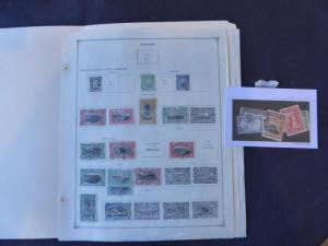 Belgium Congo 1887-1960  Mint/Used Stamp Collection on Scott Intl Alb Pgs