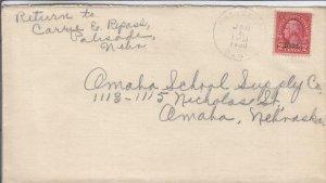 1930, Palisade to Omaha, NE (33409)