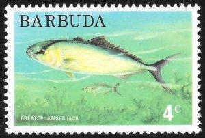[21649] Barbuda Mint Never Hinged