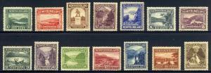NEWFOUNDLAND #131-44 Mint - 1923 Pictorial Set