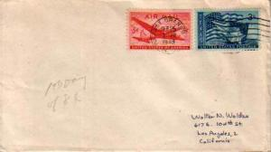 United States, Airmail, Event, New Jersey