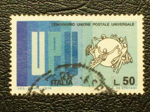 Italy #1162 used