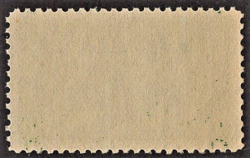 US 617 MNH VF 1 Cent Green Lexington-Concord Issue