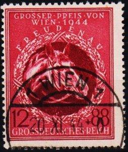 Germany.. 1944 12pf+88pf S.G.889 Fine Used