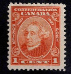 CANADA Scott 141 MH*Sir John Macdonald 1927 stamp