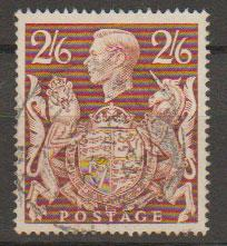 GB George VI  SG 476 Used