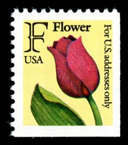 USA 2519 Mint (NH) Booklet Stamp