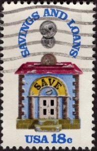 Scott 1911 Savings and Loans used