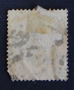 Postage stamp, Germany, №8-(7G-4IR)