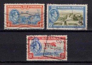 1938 Bahamas George VI Definitives