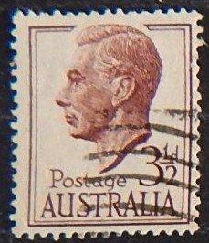 Australia, (№1372-T)