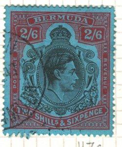 Bermuda Sc#124a Used SG 117b  Perf 14