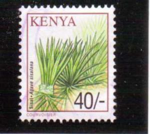 Kenya  Scott#  759  Used