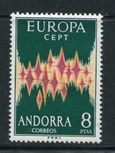 Sp. Andorra  Europa   VF NH - Lakeshore Philatelics