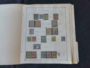 Rhodesia 1891-1960 Extensive Mint/Used Stamp Collection on Scott Int Album Pages