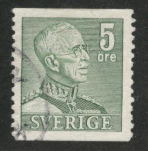 SWEDEN Scott 301 Used