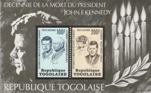 Togo #C208a  MNH CV $4.00  (S7583)