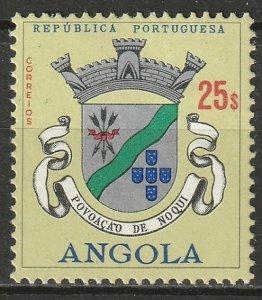 Angola 1963 Sc 485 MLH*