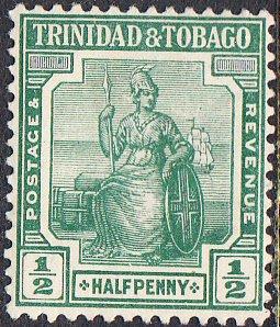 Trinidad & Tobago #1 MH