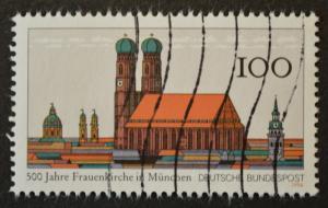 Germany Sc # 1828, VF Used
