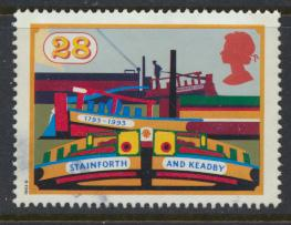 GB - SG 1776  Used  Inland Waterways