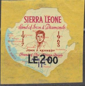 Sierra Leone #C36 MNH  (S6551)