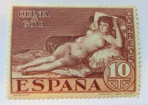 1930 Spain  SC #399 QUINTA DE GOYA   MH stamp