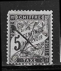 France J15 used 2018 SCV $32.50 - triangle & pen cancels   -   11521
