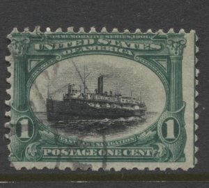 STAMP STATION PERTH US. #294 Used