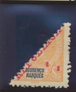 Lourenco Marques Stamp Scott #138, Mint - Free U.S. Shipping, Free Worldwide ...