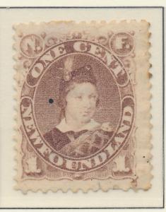 Newfoundland (Canada) Stamp Scott #41, Used - Free U.S. Shipping, Free Worldw...