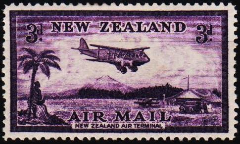 New Zealand. 1935 3d S.G.571 Mounted Mint