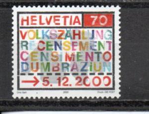Switzerland 1079 MNH