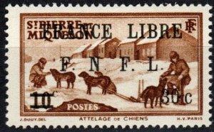 Saint Pierre And Miquelon  #250  MNH CV $12.00  (P690)