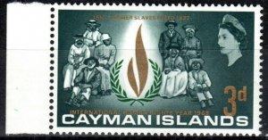 Cayman Islands #197 MNH Inverted Watermark  (X7008)