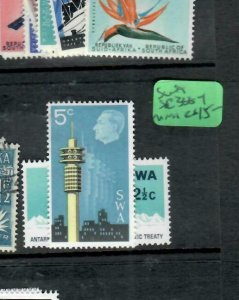 SOUTH WEST  AFRICA (PP2612B)  SC 363-4    MNH