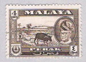 Malaya Perak 129 Used Sultan Yussuf Shah (BP2337)