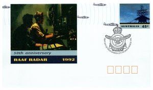 Australia, Postal Stationary, Military Related, Worldwide First Day Cover
