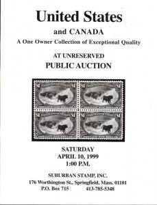 United States and Canada: A One Owner Collection of Excep...