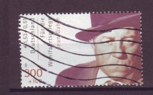 J10630 JL stamps @20%scv 2001 germany used #b894 hv of set