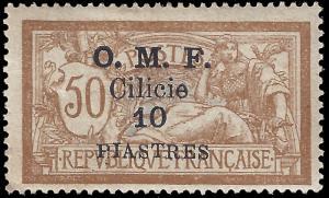 Cilicia 1920 YT 86 mh