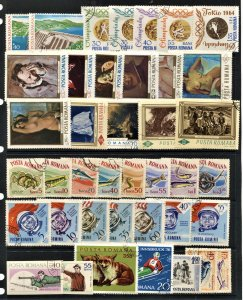 STAMP STATION PERTH Romania #40 CTO Selection - Unchecked