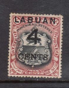 Labuan #88 Mint