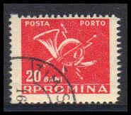 Romania CTO NH Just Clears ZA6800