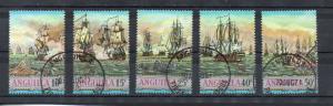 Anguilla 127-131 used