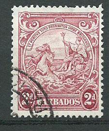 Barbados SG 250c VFU