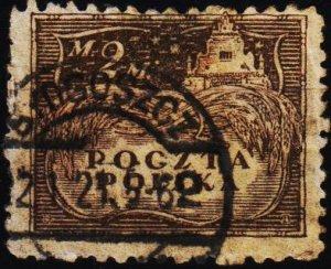Poland. 1919 2m S.G.138 Fine Used