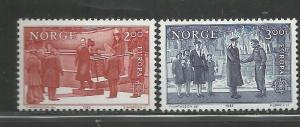 NORWAY, 805-806, HR, EUROPA