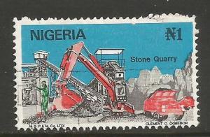NIGERIA 499 VFU V527-2