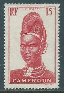 Cameroun, Sc #230, 15c MH